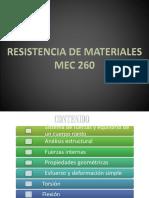 Introduccion MEC 260