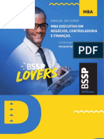 Manual MBA BSSP Executivo Negocios Controladoria Financas
