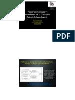 Factores de Riesgo y Protectores de La Conducta Suicida Infanto Juvenil.key
