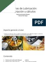 Sistemas de Lubricacón- Descripción y cálculos..pptx