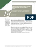 La Enfermedad en Su Laberinto. Avances, Desafíos y Paradojas de Cien Años Del Chagas en Argentina En_v8s1a02