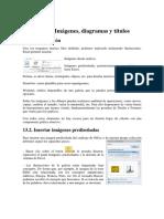 Unidad 13 Imagenes Diagramas y Titulos