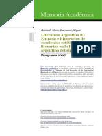 Lett Argentina PDF