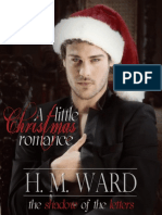 A Little Christmas Romance- H. M. Ward