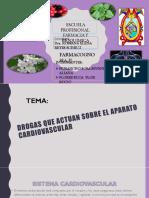 Drogas Cardiotonicas Oficial