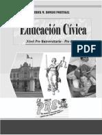 Libro Educación Cívica