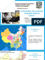 China Industria Textil