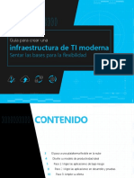 ES XL CNTNT eBook Guide to Building a Modern IT Infrastructure