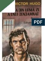Victor Hugo - Ultima zi a unui condamnat la moarte .pdf