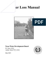WaterLossManual_2005