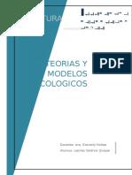teorias y modelos ecologicos