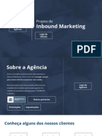 Template de Proposta Inbound Marketing