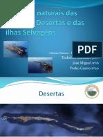 Reservas Naturais Das Ilhas Das Desertas e Das Ilhas Selvagens