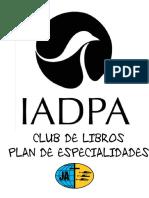 Club de libros imagenes +especialidades