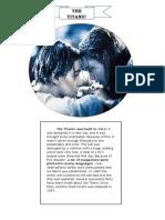 23776 Reading Passagethe Titanic With Passive Voice