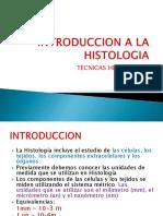 Tema 1 Introduccion a La Histologia