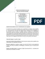 Estructura Básica Del Paper - Docentes Estudiantes (1)
