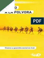 Autores Varios. Fuego a la pólvora, guerra y guerrilla social en Irak..pdf