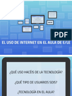 Tema 8 El Uso de Internet