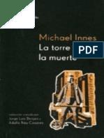 La Torre y La Muerte- Michael Innes