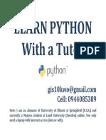 LEARN PYTHON Ad.pdf