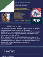 PRESENTACION_CERVECERIA NACIONAL DE BOLIVIA
