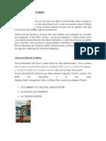 Biografía de Patricia Truffello