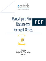 Manual Para Firmar Documentos Office