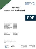 P3. Using a Spherometer