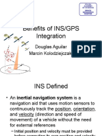 INS-GPS press