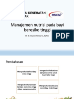 Manajemen Nutrisi