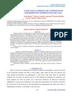 Comportamento Mecânico e Térmico de Materiais Reforçados