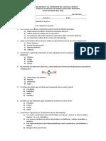 Examen de Ciencias 3 Blok 2