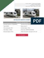 Dethleffs Beduin 650rft Brochure