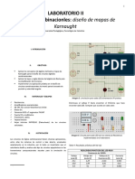 Informe Deboratorio II
