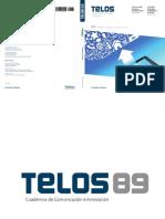 Revista Telos Numero 89