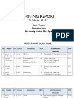 MORNING REPORT 13-02-2018 -.pptx
