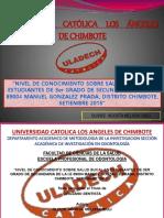 Modelo Ponencia  para sustentar tesis