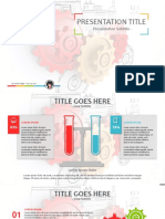Engineering Gears PPT by SageFox v40.10133