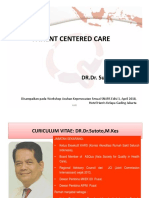 Patients Centered Care