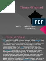 Theater of Absurd