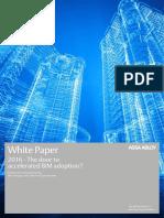 ASSA ABLOY Specification BIM White Paper