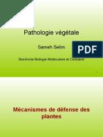 4-Mécanismes de Défense Des Plantes