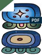 Los Glifos Mayas