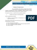 19 Evidencia 12 Import Process