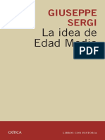 SERGI La Idea Edad Media