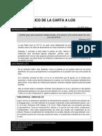 Módulo 8 - Solamente Por La Fe Declaración Inicial - A