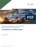 Brochure Regic Achilles Chile