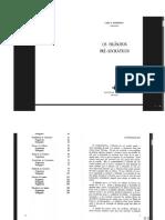 Unidade 1 Texto 1 Origens Da Filosofia Grega