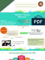 Patentes Sistema Mexicano